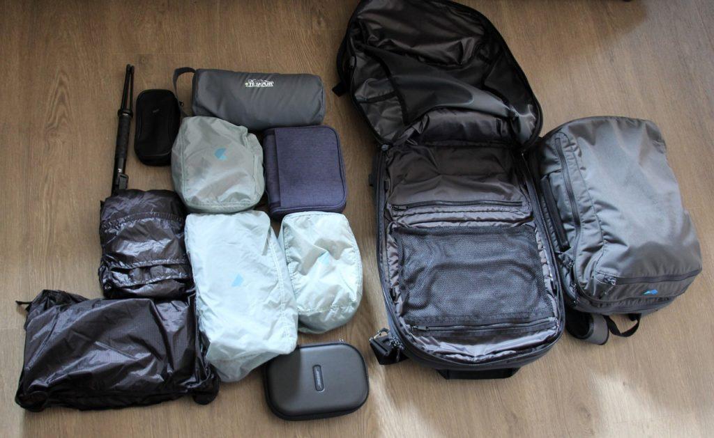 4 dicas para viajantes de primeira viagem: muda de roupa na bagagem de mão