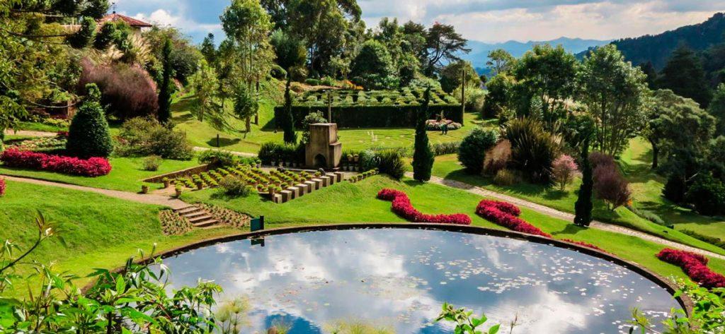 Campos do Jordão tem o seu representante na lista dos 5 jardins mais floridos do Brasil