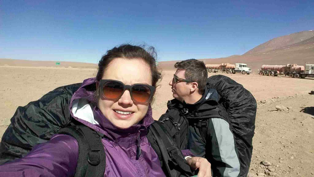 Ana, do Blog Destino Mundo, fala sobre Resiliência e imprevistos de viagem