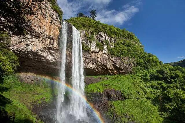 A Serra Gaúcha está entre os lugares para viajar nas férias no Brasil