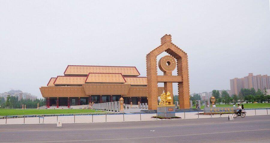 Na China o museu da língua chinesa ainda tenta desvendar mistérios do idioma