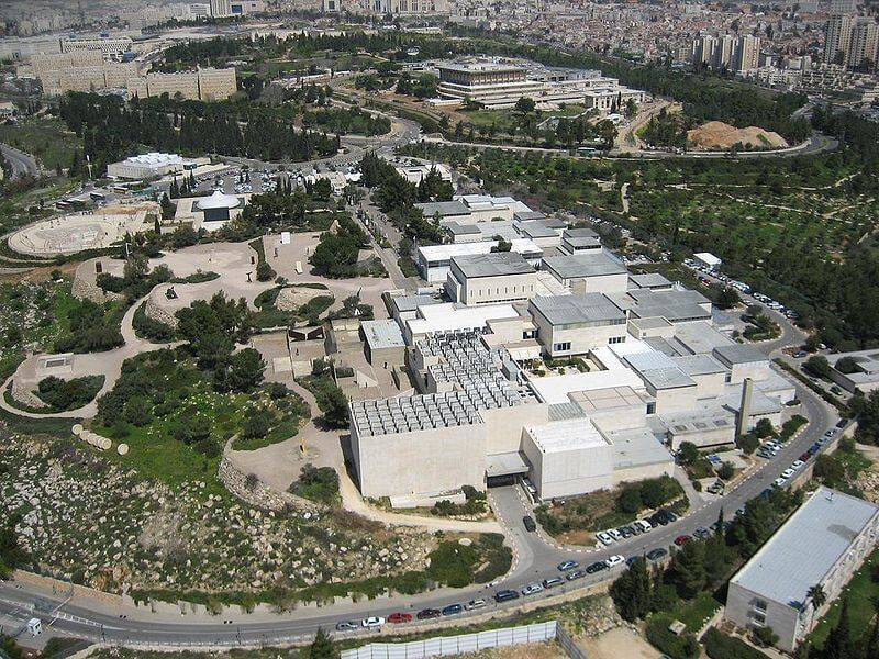 6 museus que fazem viagem cultural pelos idiomas: Museu de Israel