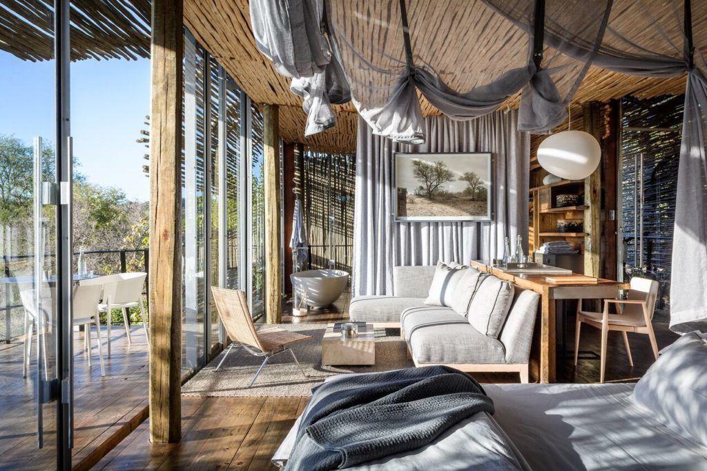 10 hotéis mais incríveis do mundo e a experiência africana
