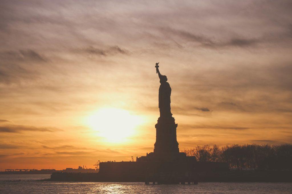 Estátua da Liberdade também é um dos faróis