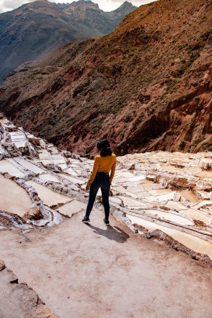 O viajante se encanta com tudo o que vê em Cusco e arredores
