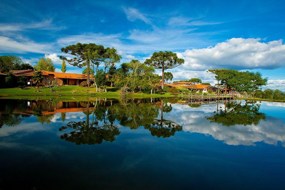 Tem muito charme neste que está na lista dos melhores hotéis rurais de Santa Catarina