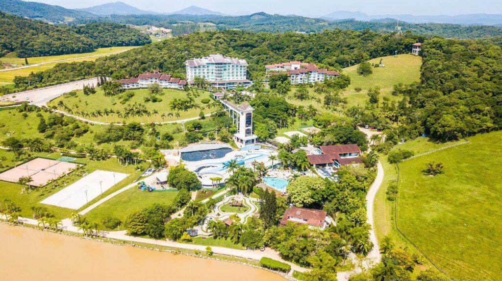 O Fazzenda Park Hotel está entre os melhores hotéis rurais de Santa Catarina