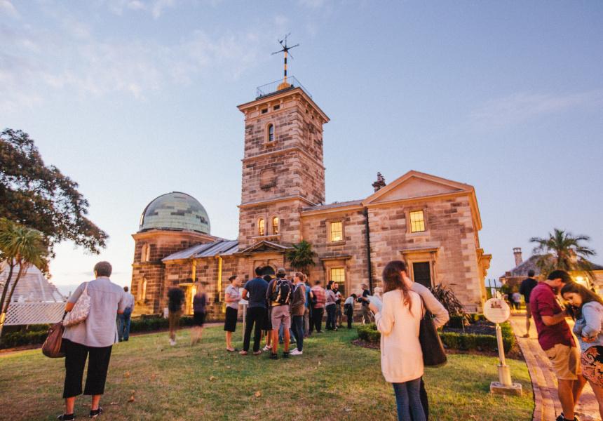 O que fazer em Sydney na Austrália, visitar o Observatório