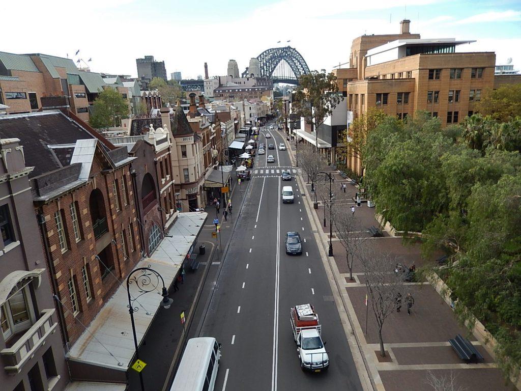 O que fazer em Sydney na Austrália: The Rocks