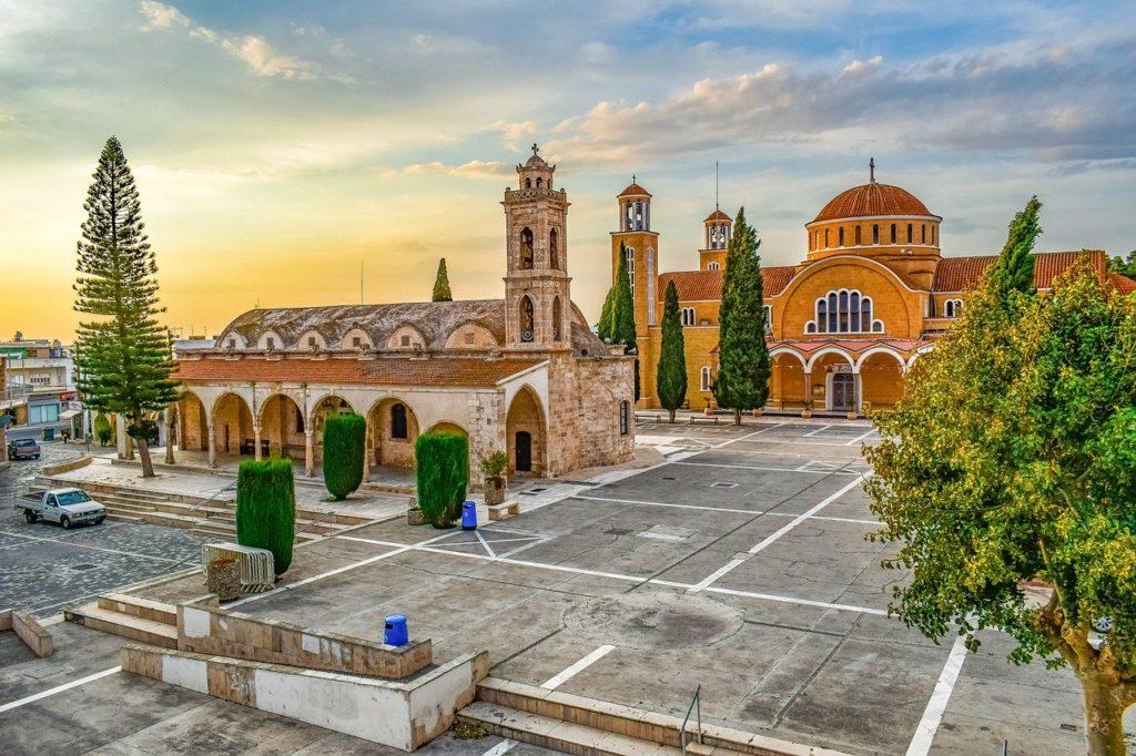 Templos religiosos históricos fazem parte da lista do que fazer no Chipre