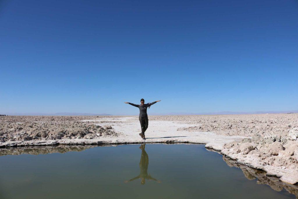 Atacama tem paisagens incríveis no Chile