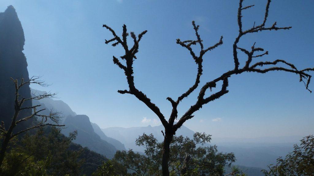 Serra do Corvo Branco é um dos cartões postais da Serra Catarinense