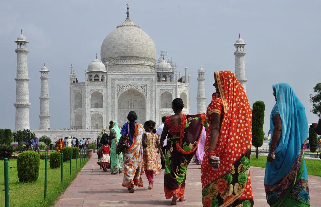 O Taj Mahal está entre os 5 destinos de viagem que inspiraram filmes da Disney