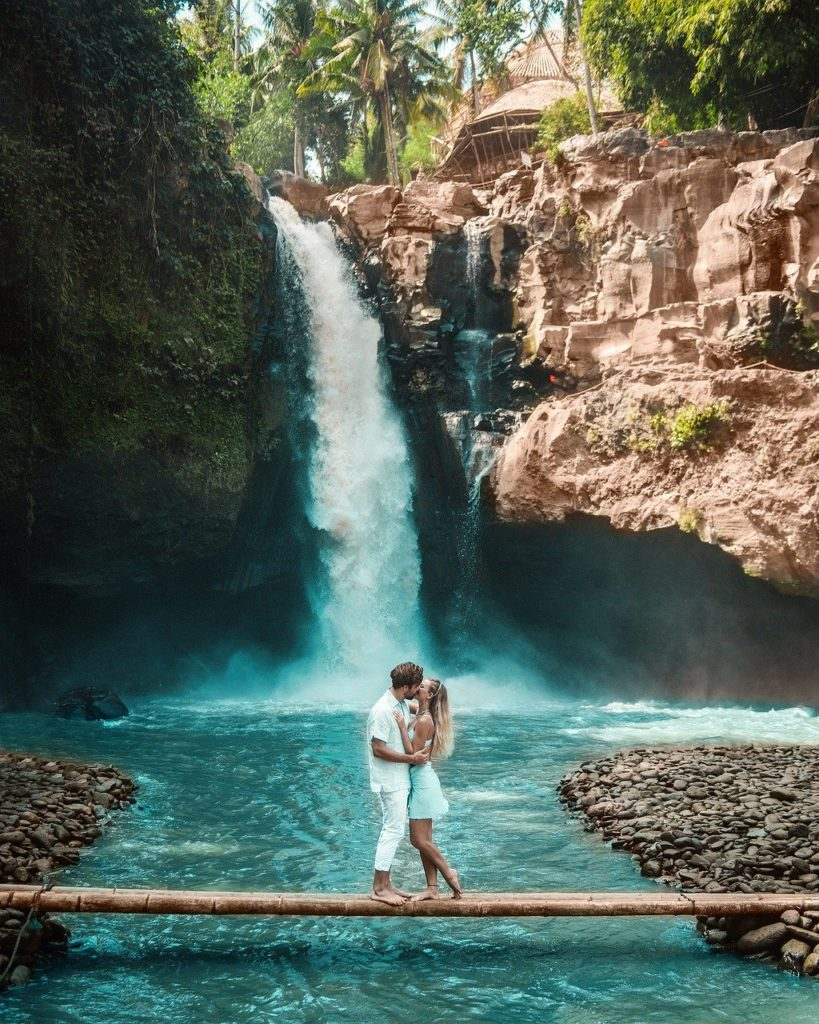 Bali também integra a lista de lugares para lua de mel