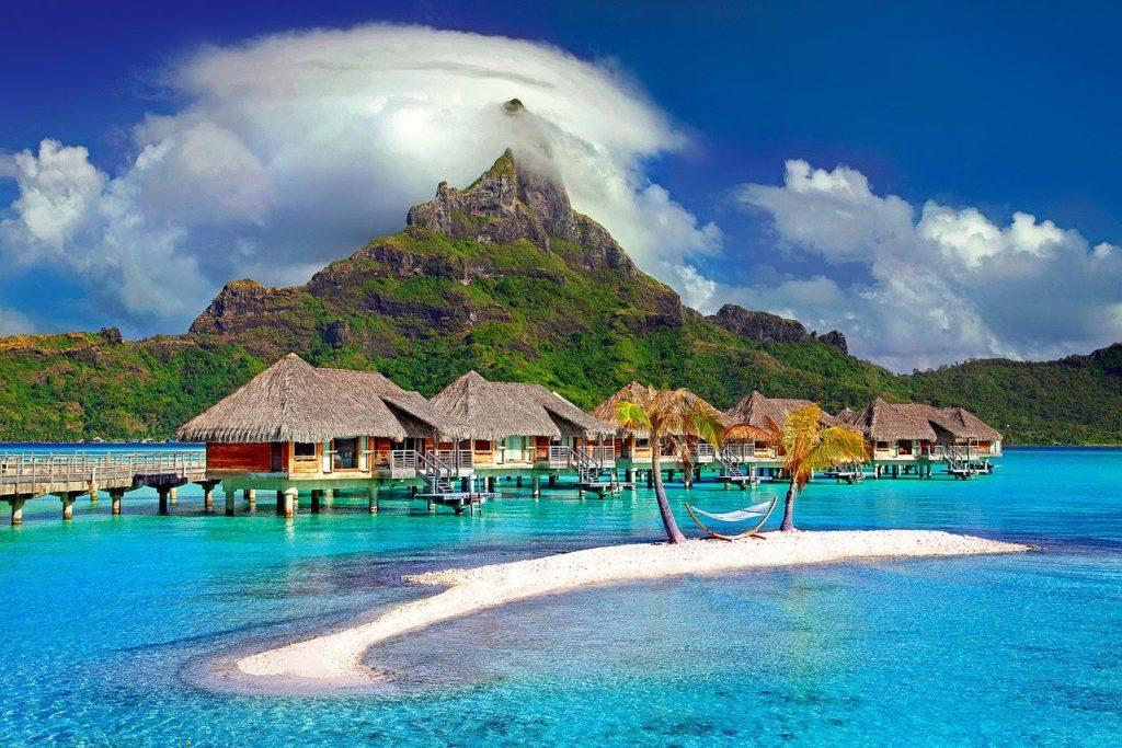 7 melhores destinos para lua de mel: Bora Bora