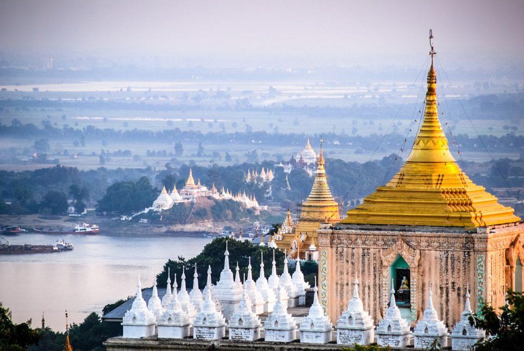 Mianmar se abriu para o mundo e entrou nesta lista destinos para lua de mel