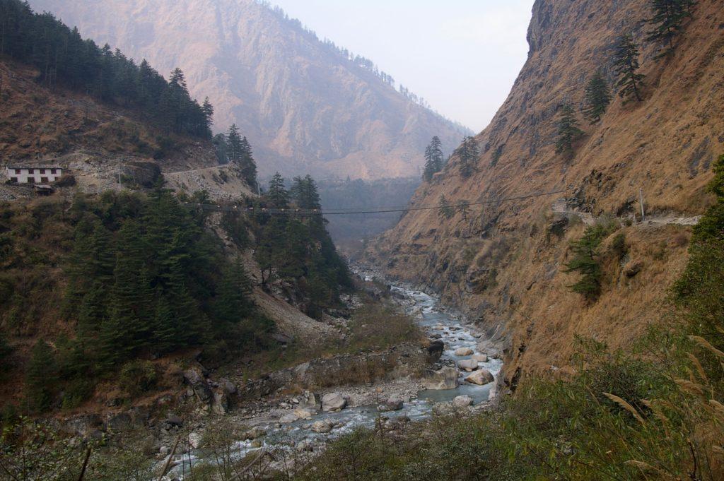O Nepal tem o cânion mais profundo do mundo