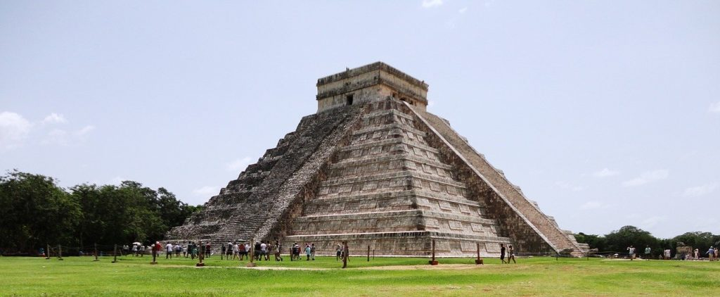 7 países que possuem pirâmides: México