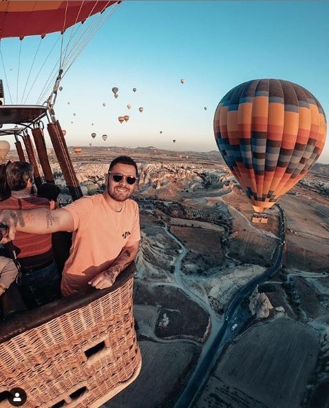 Com mais de 50 países, Marcos do Vazaonde fatura viajando