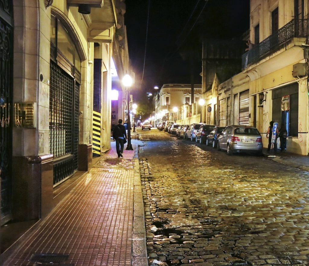 San Telmo é um dos bairros e atrativo turístico de Buenos Aires