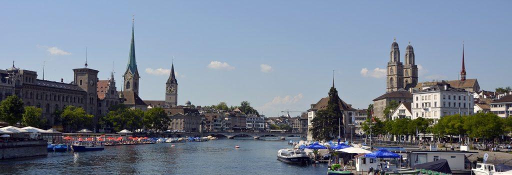 Zurique é uma das atrações do país Europeu