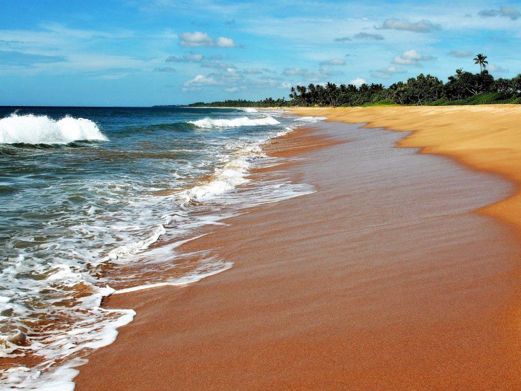 Sri Lanka é um país ilha e está entre as melhores do mundo