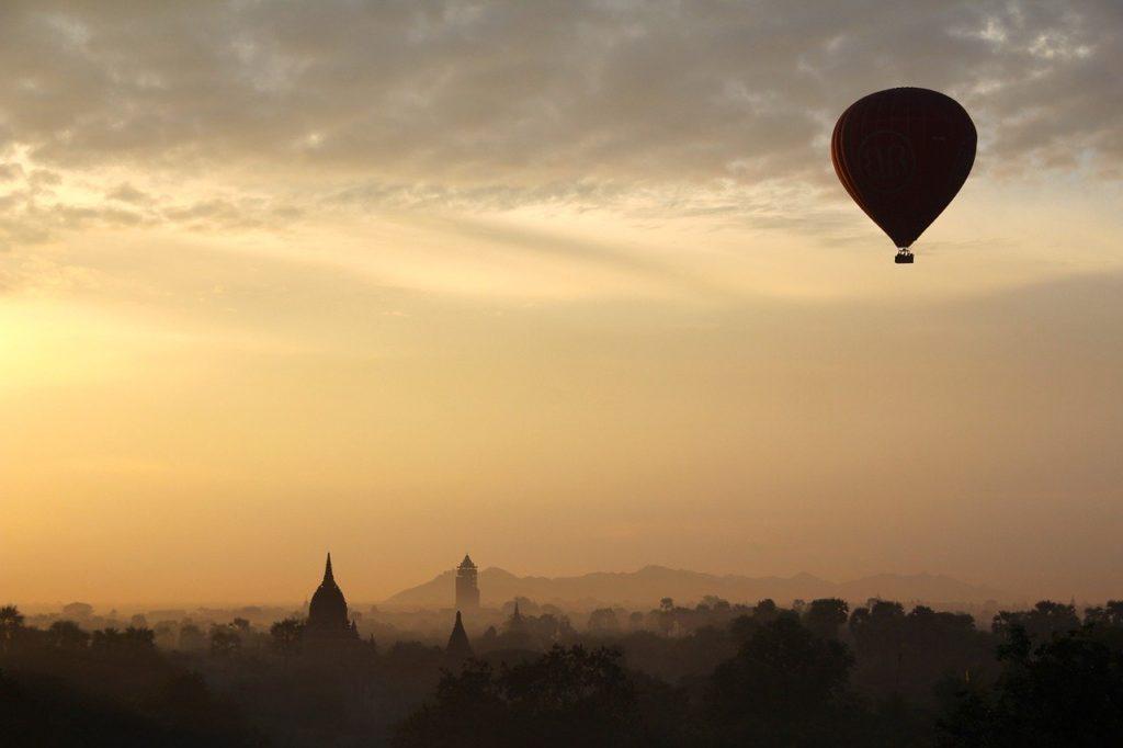 Programa nas alturas, conheça quais os melhores lugares para um passeio de balão