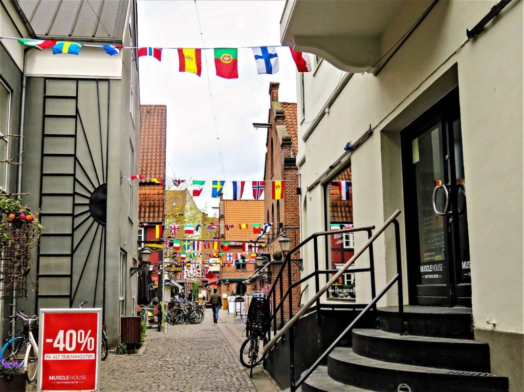 Diferentes cidades e pelo menos 4 motivos para viajar para a Dinamarca