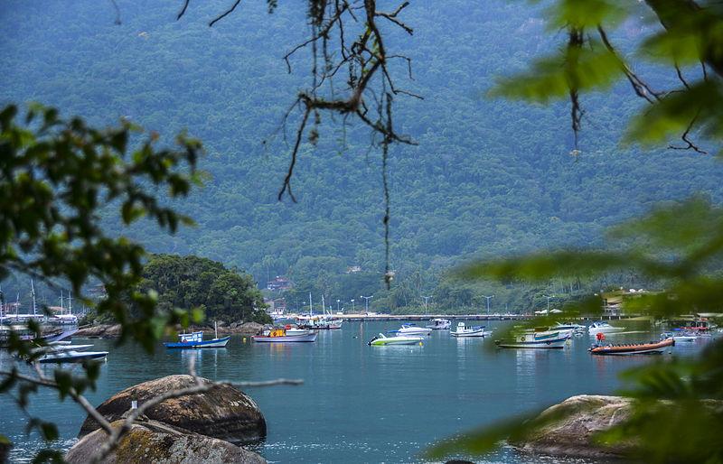 Natureza e turismo andam lado a lado na Ilha Grande no Rio de Janeiro