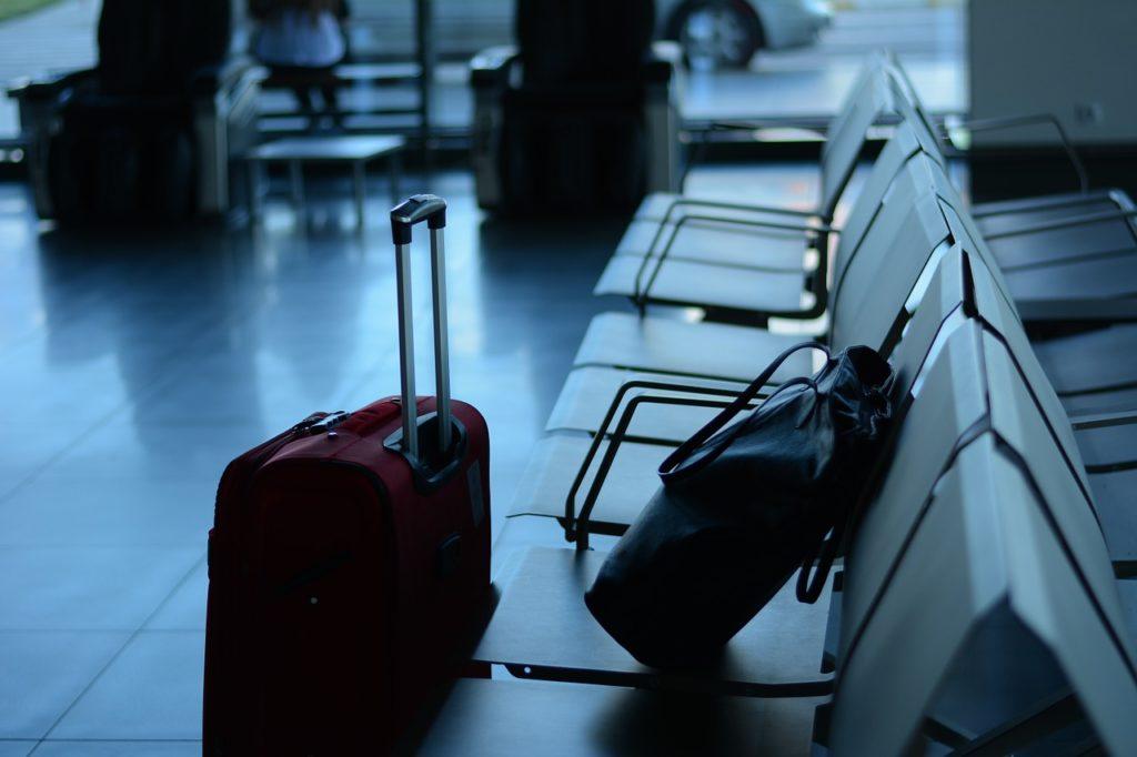 Uma das 9 dicas para as primeiras viagens e para todas as outras é ficar de olho na sua mala.