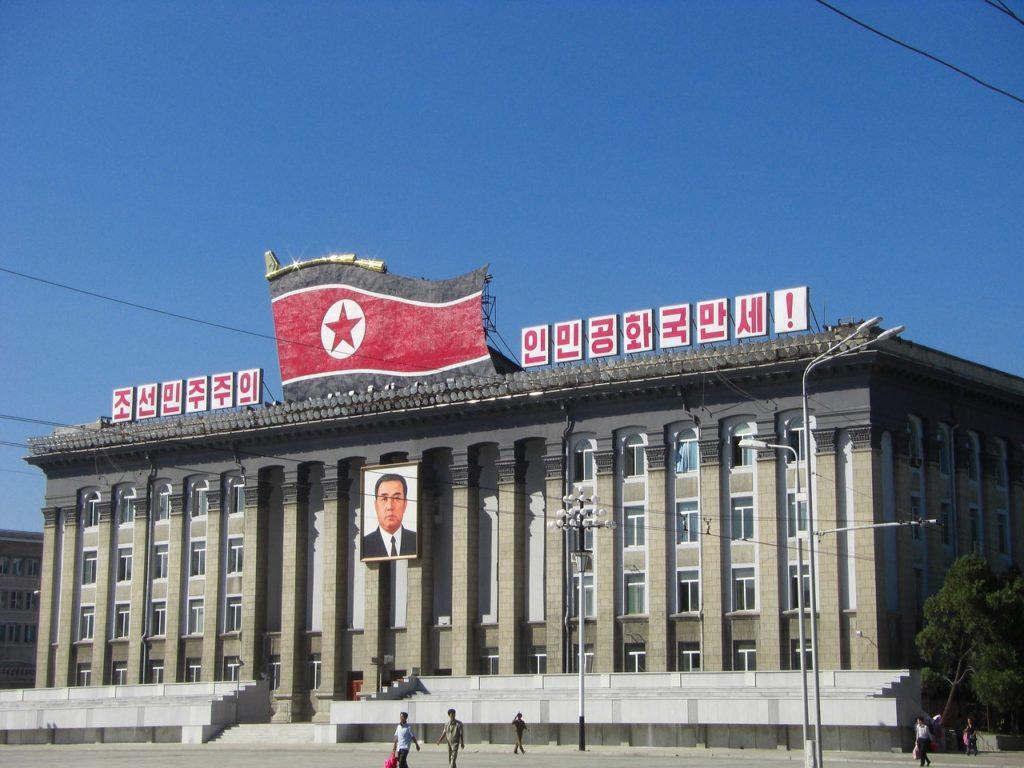 A Coréia do Norte está na lista dos países em que os brasileiros não são bem-vindos