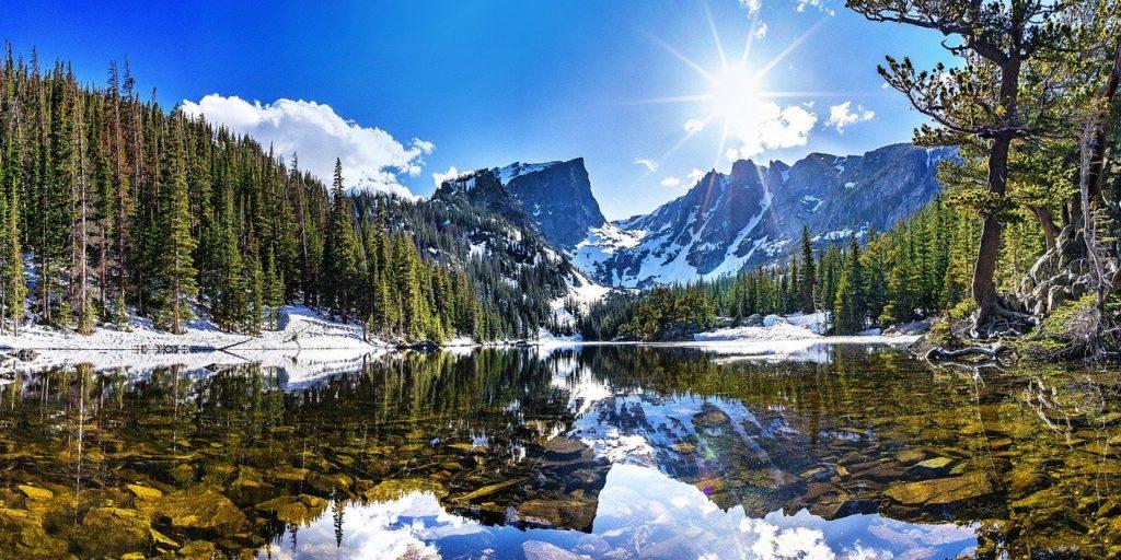 Os parques do Colorado são retratados em filmes que inspiram viagens pelo mundo