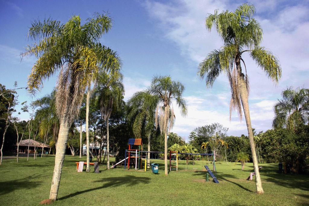 Um dos programas para se fazer com crianças é visitar o parque Raimundo Malta