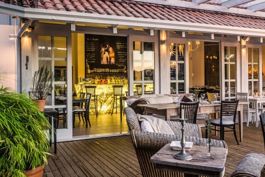 Bistrô Felissimo é opção de gastronomia no meio de hospedagem