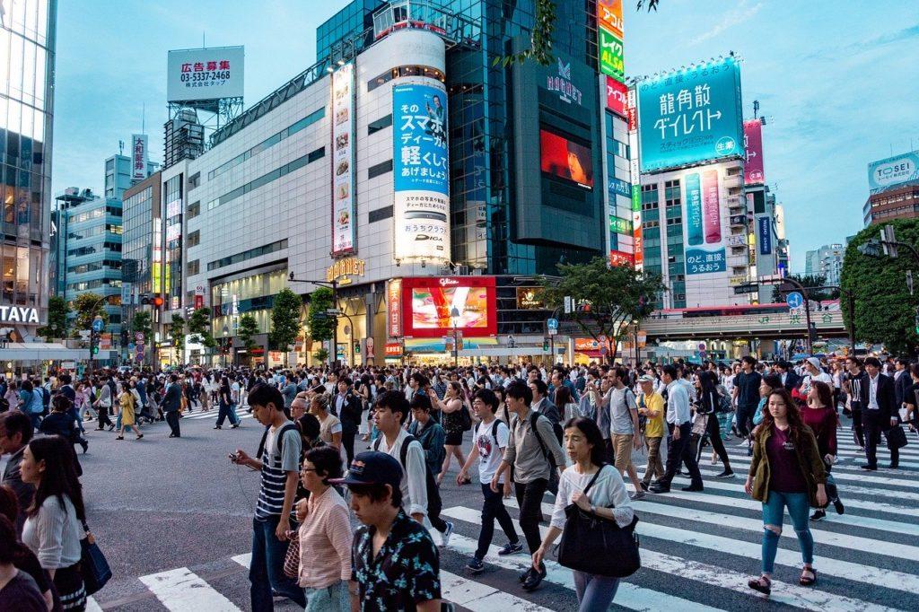 A lista de países mais hospitaleiros termina com o Japão