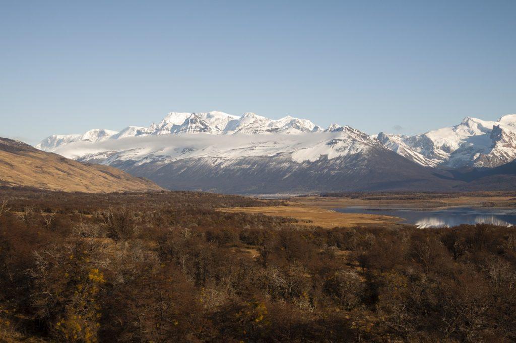 No roteiro de 2 dias por El Calafate o tempo maior é para a visitação às geleiras