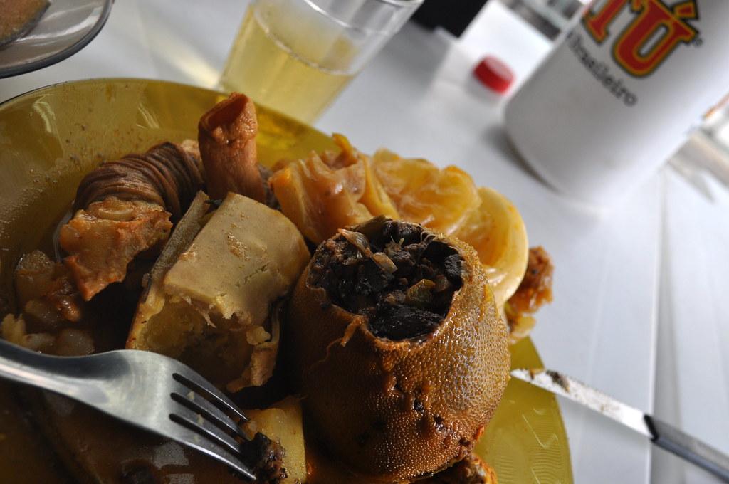 A buchada de bode é iguaria típica do Nordeste do Brasil
