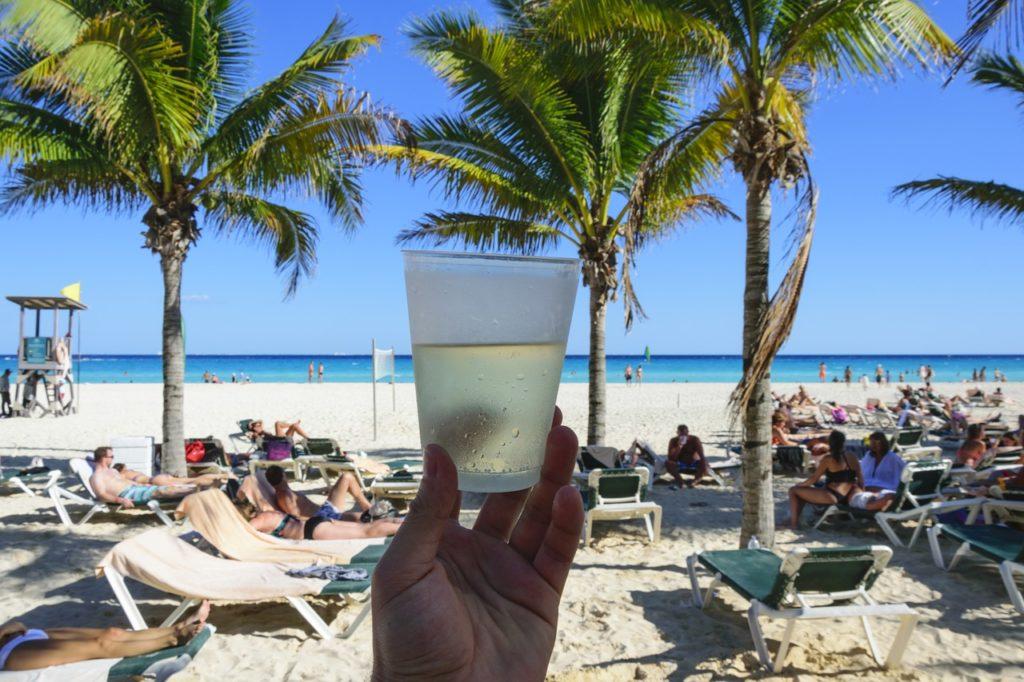 Cancun é outro destino certo para os solteiros, principalmente durante as festas do Spring Break