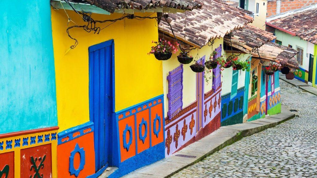 A Colômbia é um dos 9 países para viajar sem passaporte
