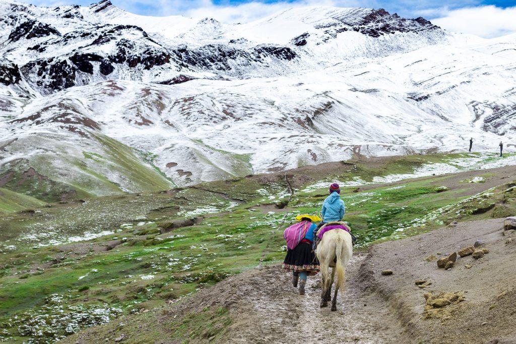 O Peru é outro país que integra a lista daqueles em que é possível viajar apenas com o RG