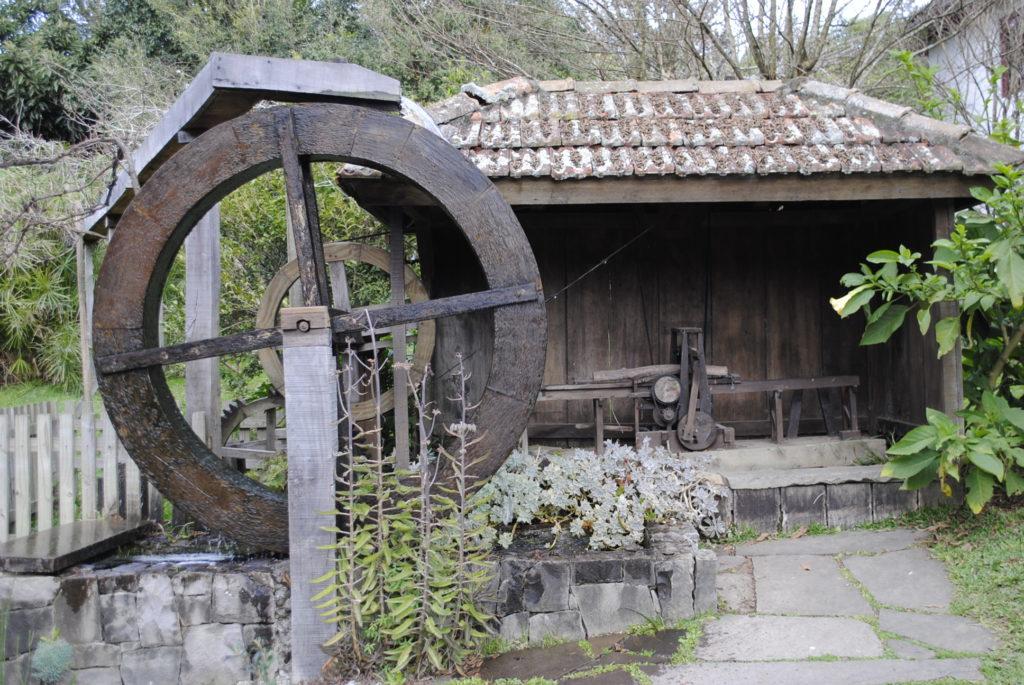 Na rota dos imigrantes o visitante pode conhecer a origem da cidade de Bento Gonçalves