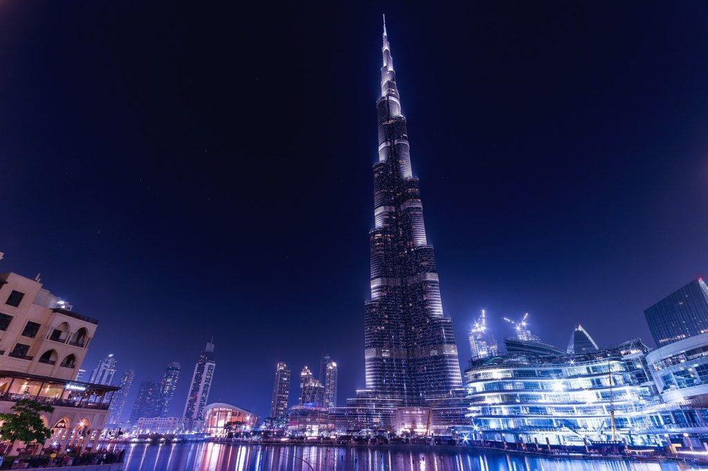A construção civil de Dubai é um marco e a visitação está na lista do que fazer por lá