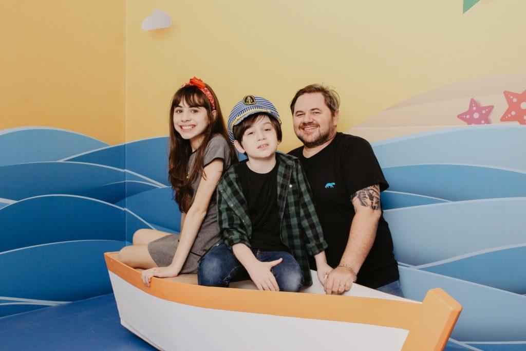 Entre os atrativos de Balneário Camboriú para visitar com crianças está o Fun Museu