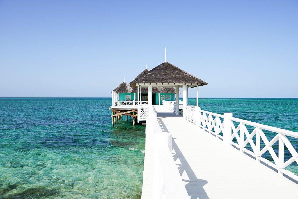 O mar do Caribe concentrou esta pesquisa sobre os melhores resorts da região