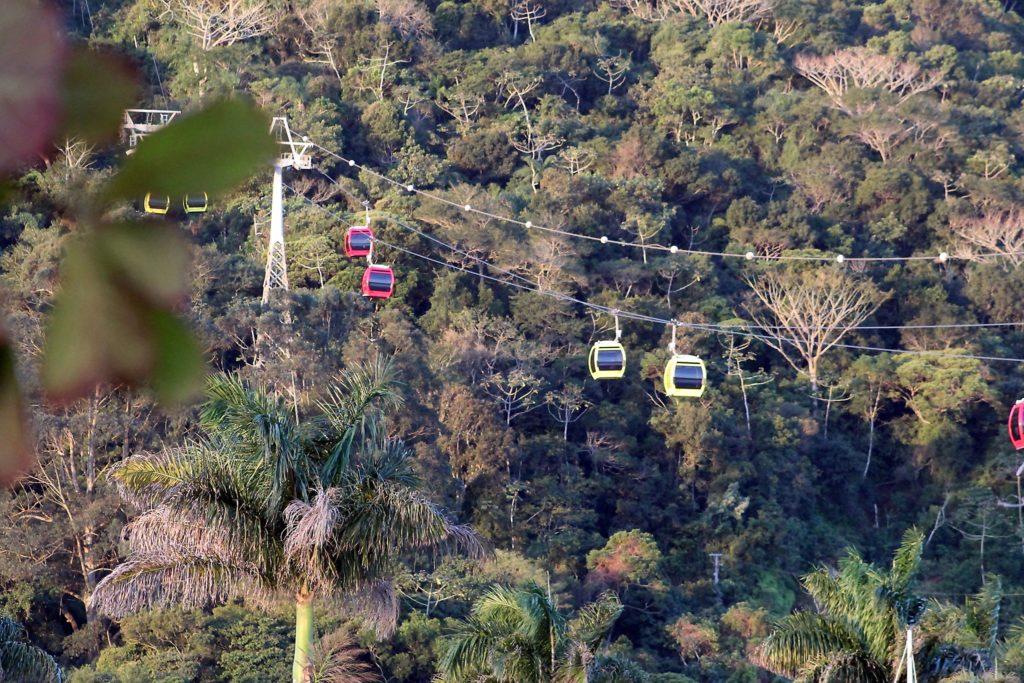 O Parque Unipraias já está no imaginário de quem visita Balneário Camboriú e região