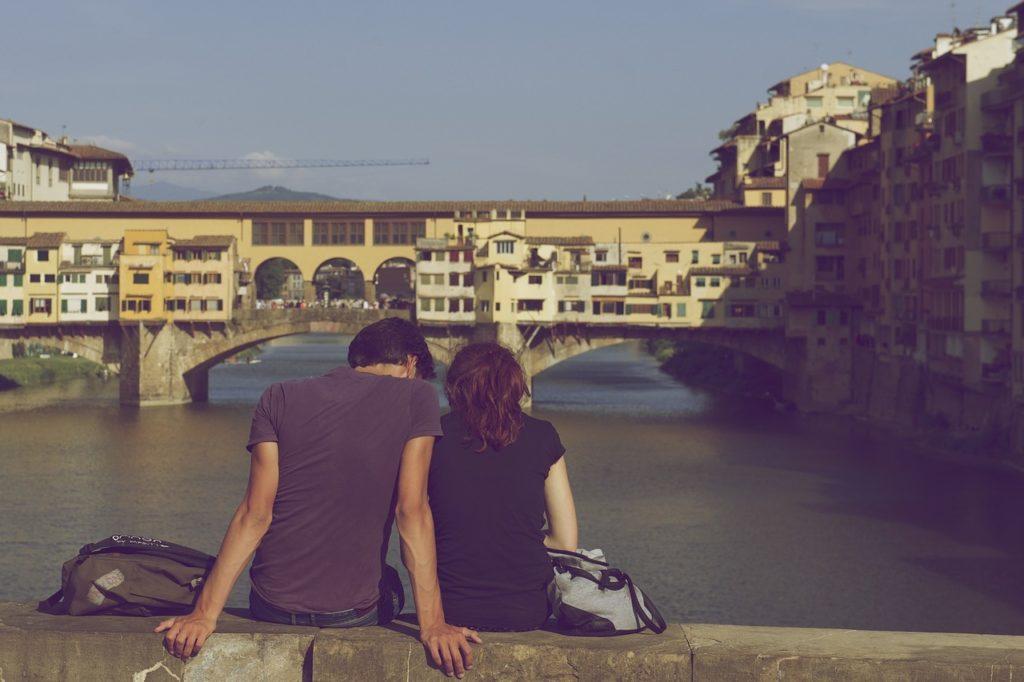 Para uma viagem de casal com foco na gastronomia, está a Itália