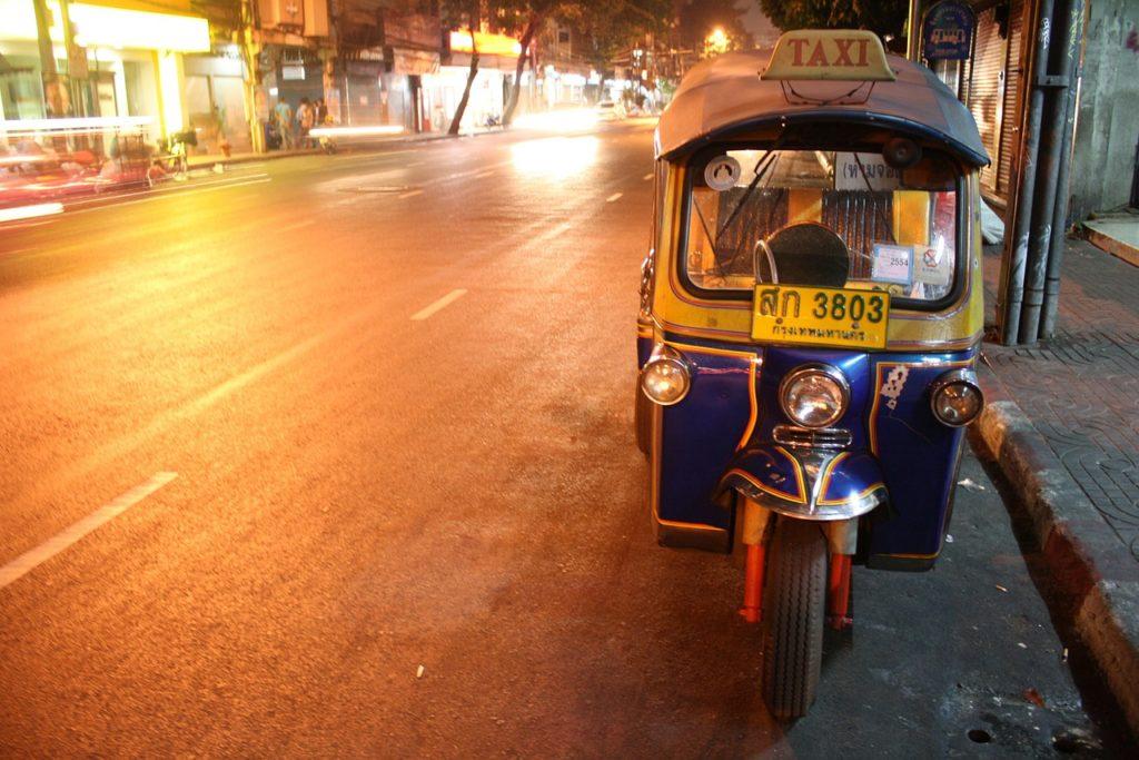 6 experiências importantes durante uma viagem: andar em um veículo diferente
