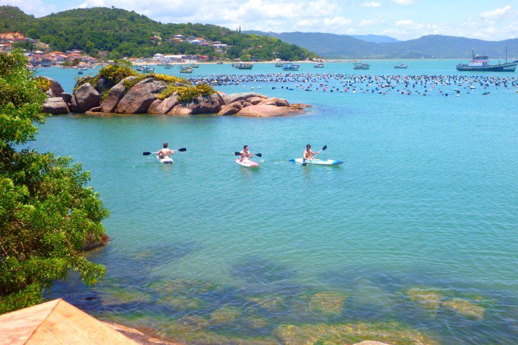 Governador Celso Ramos fica na Grande Florianópolis