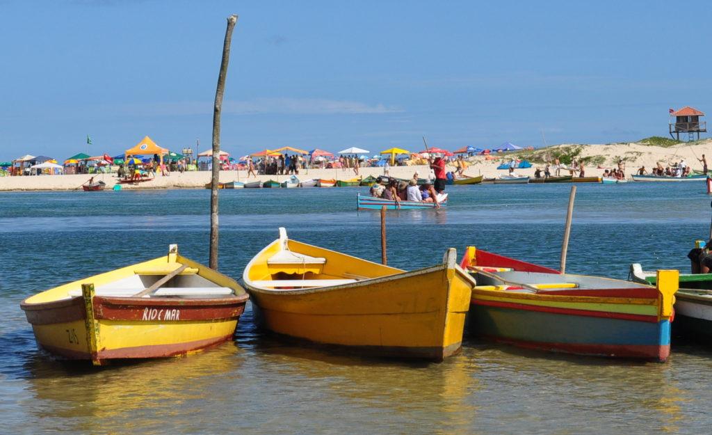 A Guarda do Embaú está entre as praias que merece ser visitada no litoral catarinense