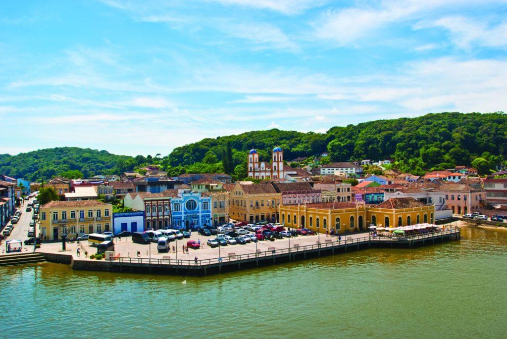 São Francisco do Sul é uma das mais antigas cidades do Brasil e na lista do que conhecer no litoral de Santa Catarina